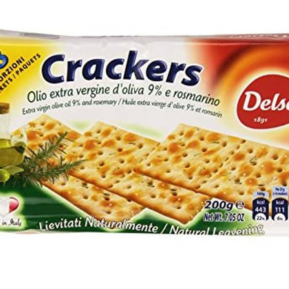 Delser Crackers Olio e Rosmarino