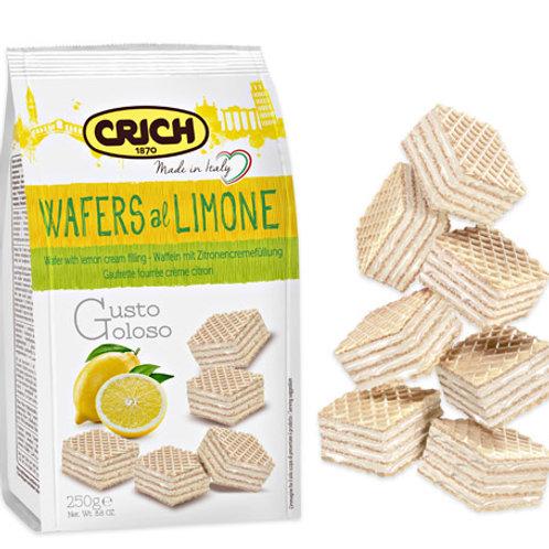 Crich Wafers al Limone