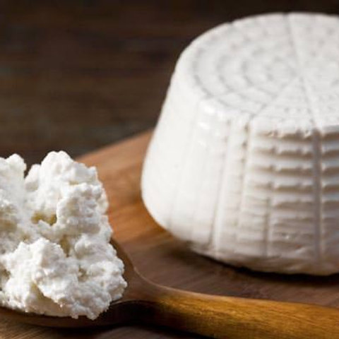 Ricotta Home Made Cheese 100 gr