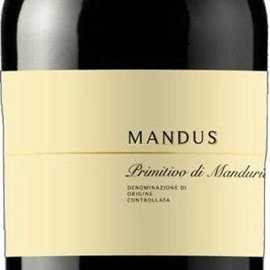 Primitivo di Manduria Mandus