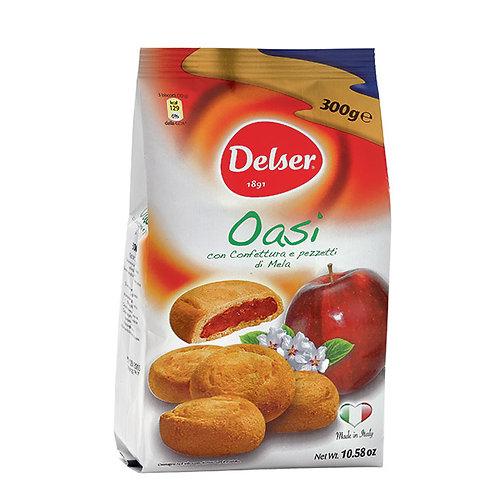 Biscotti alla Mela Delser