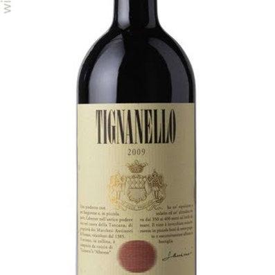 Blend Marchesi Antinori Tignanello