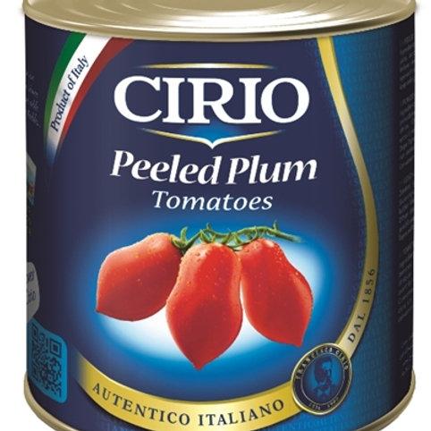 Pomodori Pelati Cirio 2.5 kg
