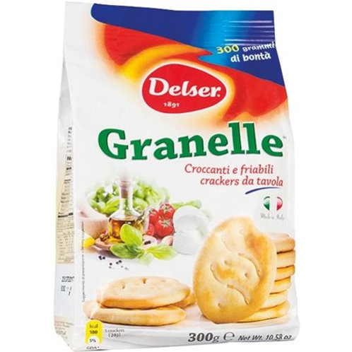 Delser Granelle Cookies from Italy, 10.58 oz