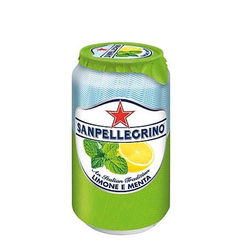 San Pellegrino Limone e Menta