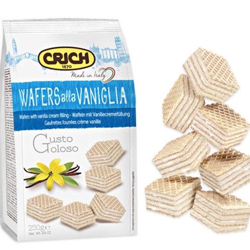 Crich Wafers alla Vaniglia