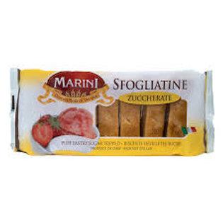 Sfogliatine Marini Zuccherate