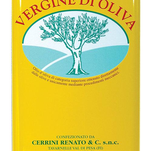 Olio Extra Vergine Cerrini 5L