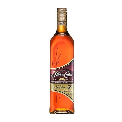 Rum Flor de Caña 7 years Riserva 1 L