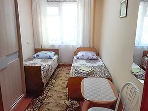Двухместные комфортабельные номера в гостинице Теремог г.Яровое Алтайский край