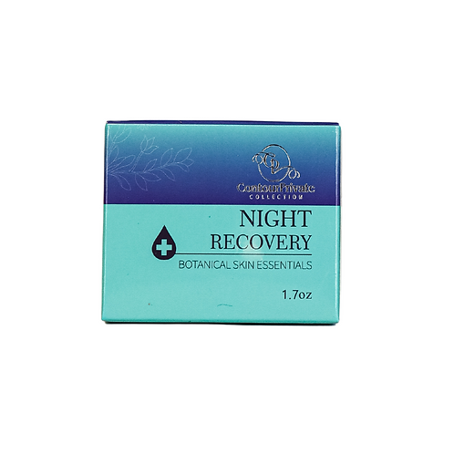 Night Recovery Botanical Skin Essentials