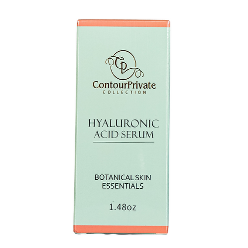 Hyaluronic Acid Serum Botanical Skin Essentials
