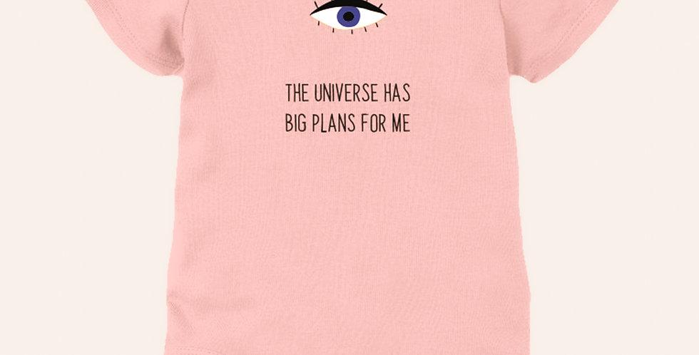 Big Plans onesie