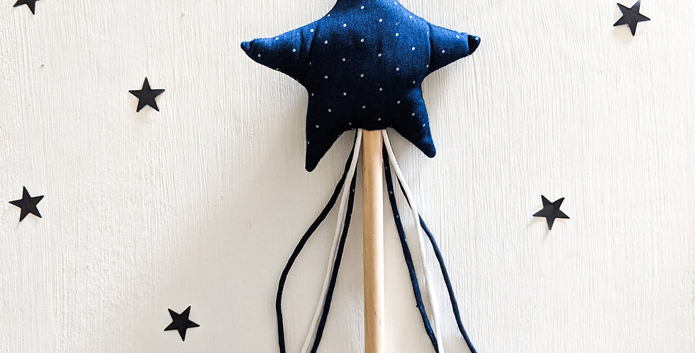 The Blue Wand