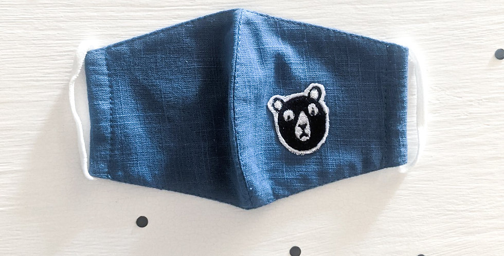 The Blue Bear Mask