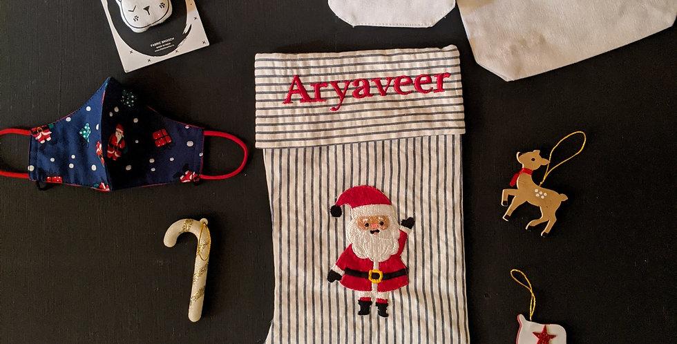 The Ultimate Stocking Surprise- Santa