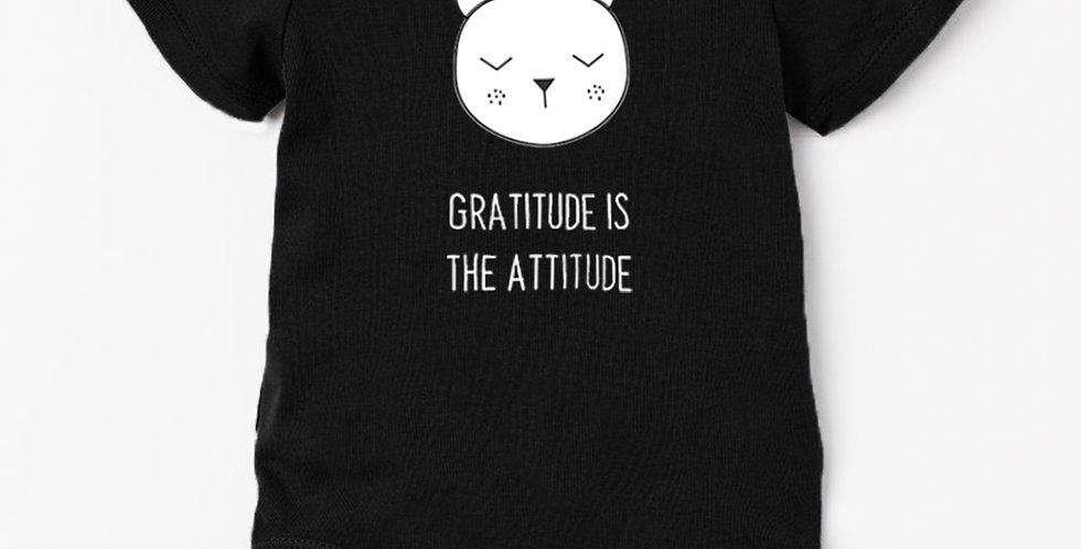 Gratitude onesie