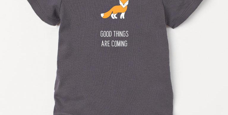 Good Things onesie