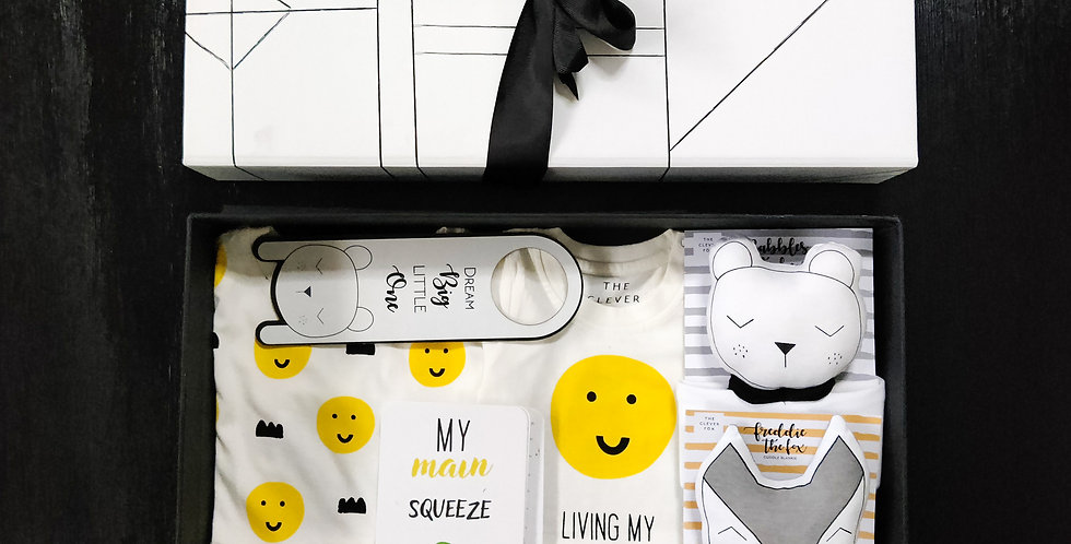 Twice the Happiness- Gift Box for Twin babies