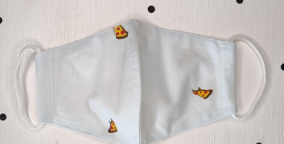 Little Pizzas Mask