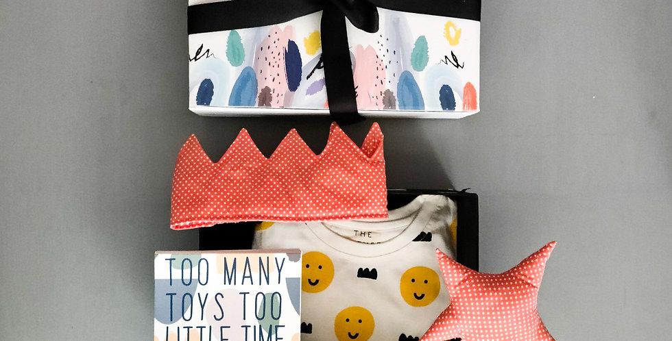 Happy Faces Junior Box