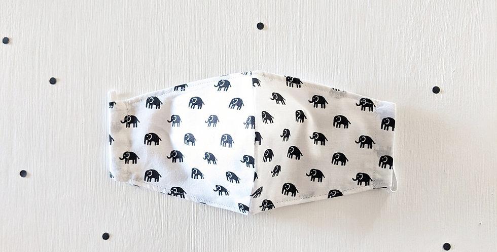 White Elephants Mask