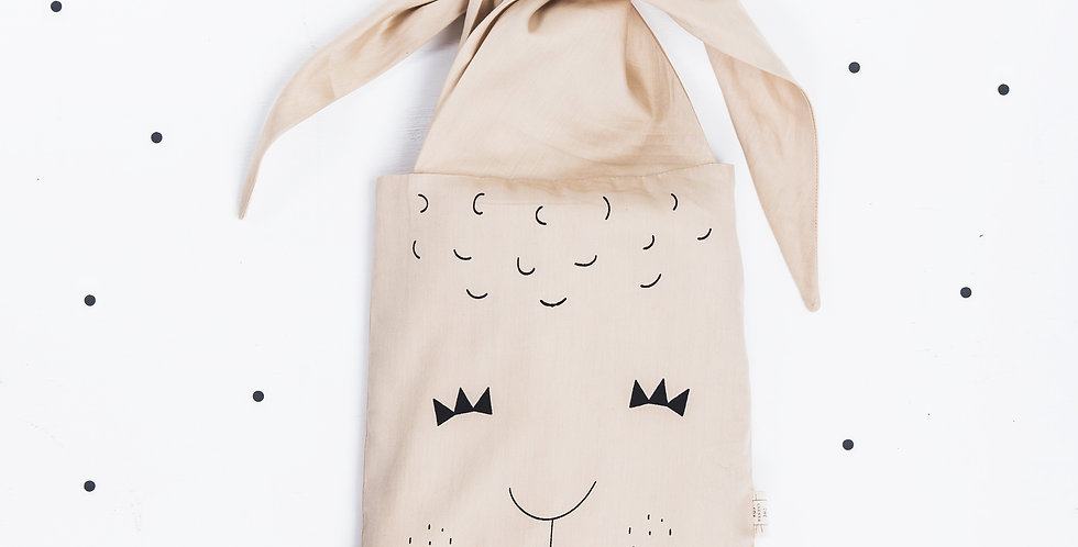 The Llama Tote Bag