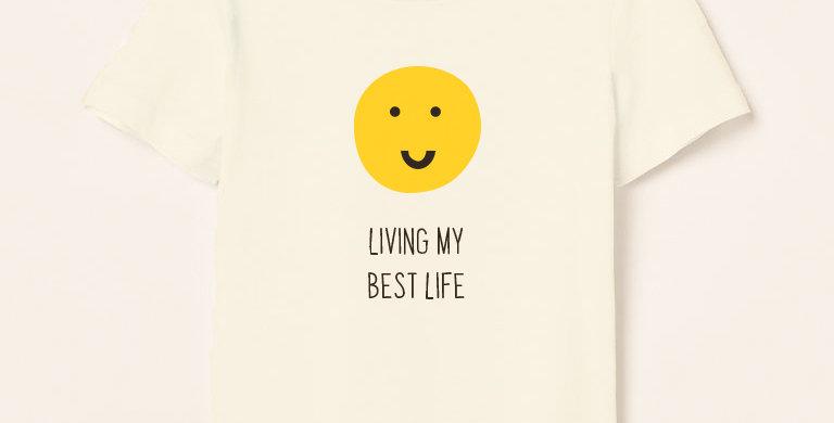 BEST LIFE T-SHIRT