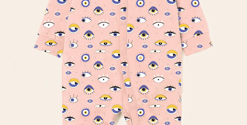 Eye of awareness All in one pajamas
