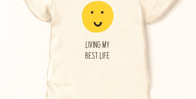 Best Life onesie