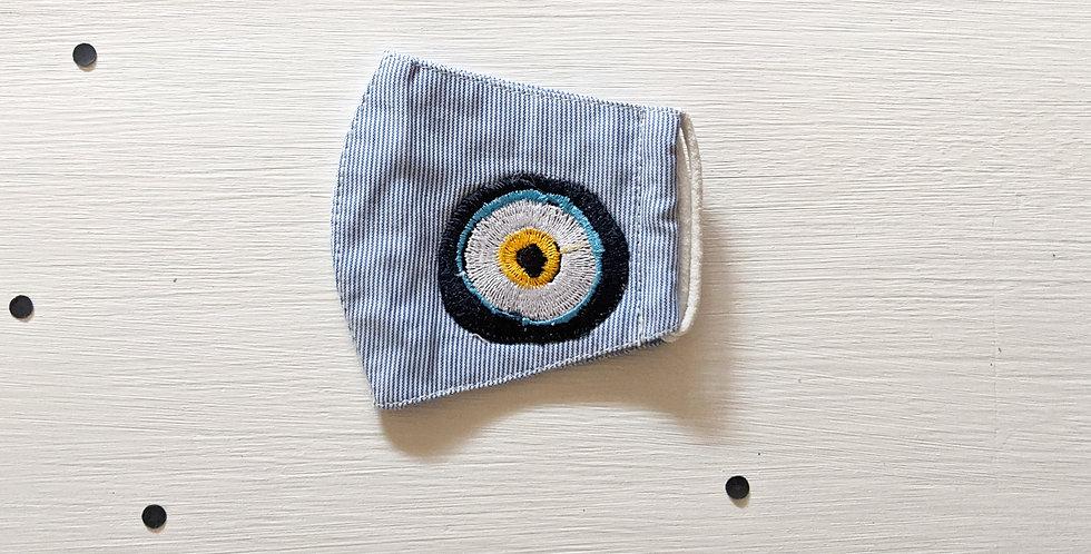 The Evil Eye Patch Mask