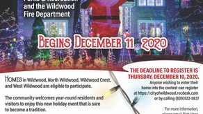 Holiday Light Show & House Decorating Contest December 11-19