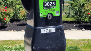 Parking Meters Are On Until October 31, 2021
