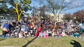 CITY OF WILDWOOD OPENED A NEW OUTDOOR LEARNING PARK DONATED BY ITS CITIZENS