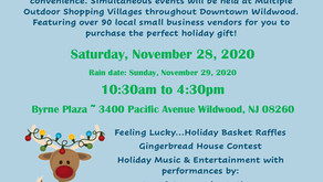 The Holiday Shopping Village is still ON!