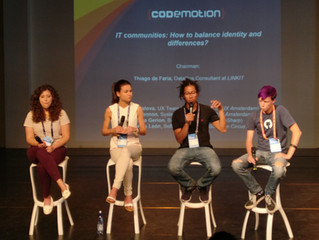 Panel Discussion (Codemotion Amsterdam 2018)