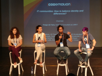 """""""How to balance identity and differences?"""" Panel Discussion"""