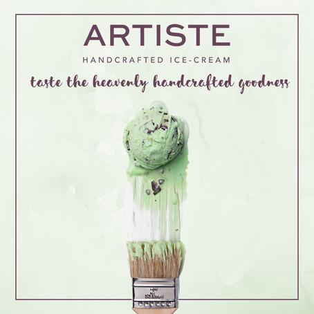 The Art behind Artiste!