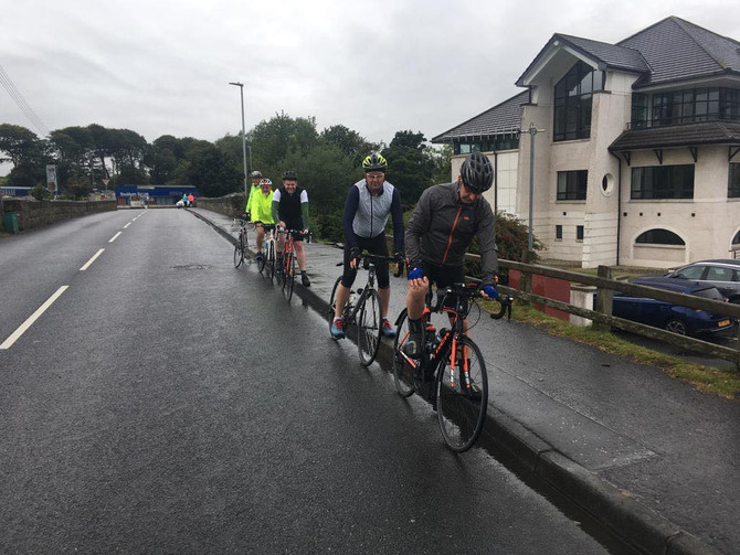 Pictures from our Scenic Cycle