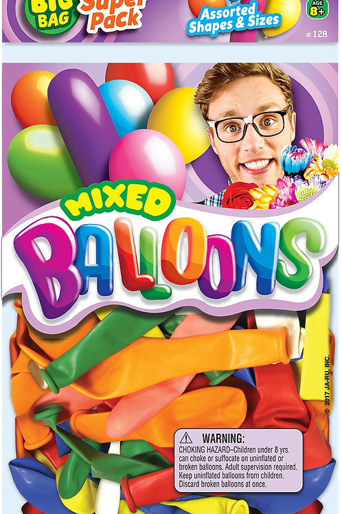 Ballon Big Bag............................  $2.99 retail / $1.65 cost