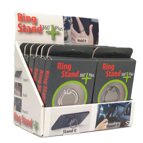 Ring Stand 360 Plus................... $7.99 retail / $4.00 cost