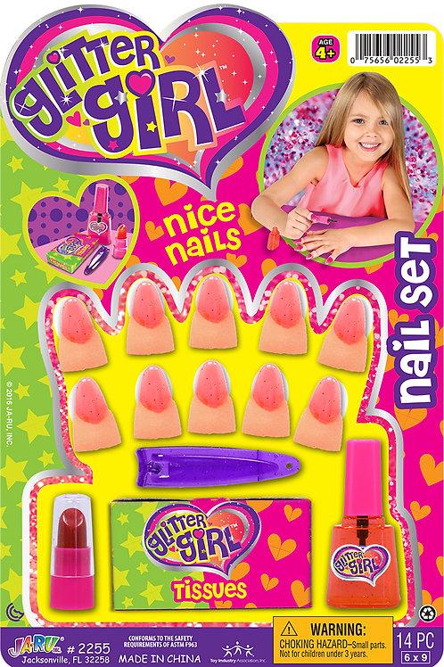 Glitter Girl.................................  $1.99 / $1.09 cost