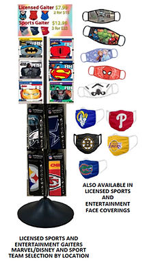 Mask Licensed Sports & Entertainment