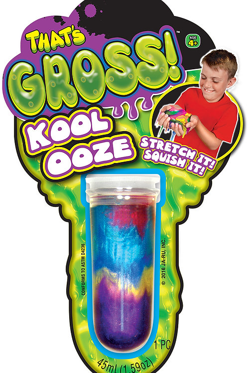 Gross Kool Ooze.......................  $2.99 retail / $1.65 cost