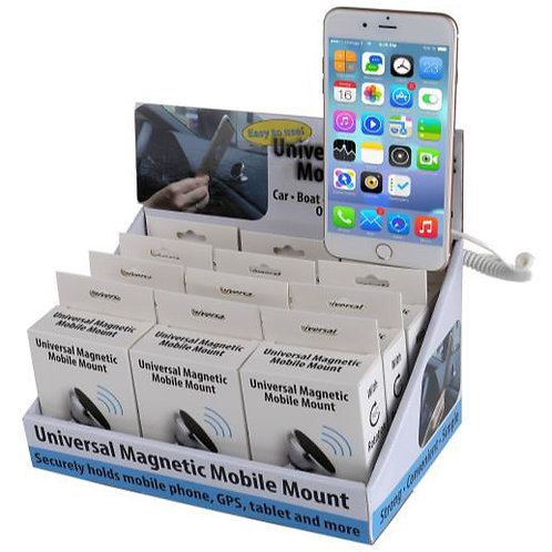 Universal Magnetic Dash Mount... $12.99 retail / $7.15 cost