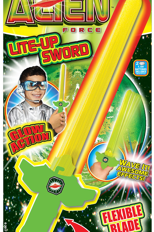 Space Force Sword...............  $2.99 retail / $1.65 cost