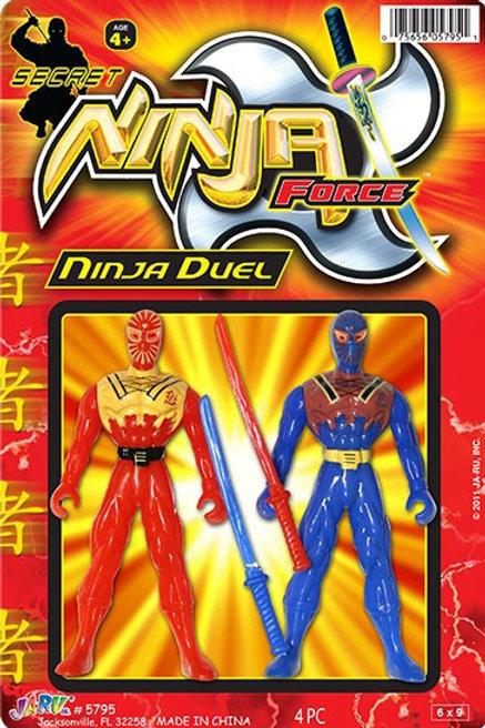 Ninja Dual Force.....................  $2.99 retail / $1.65 cost