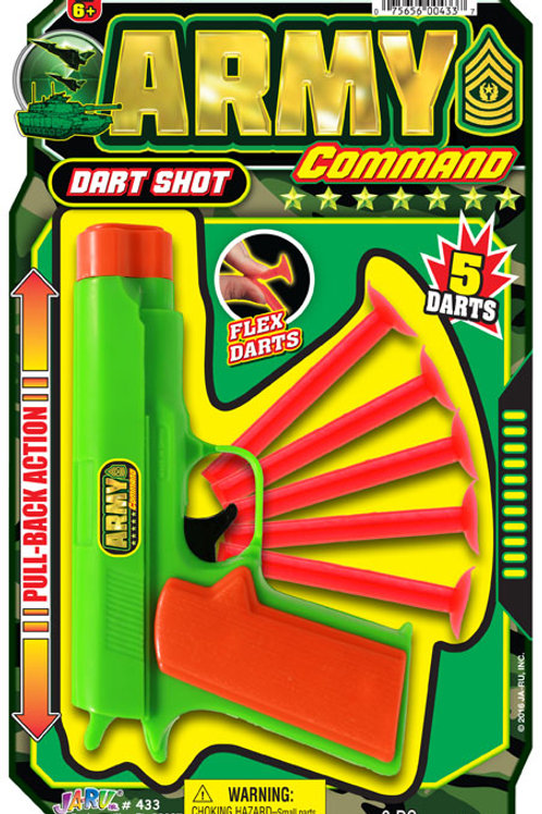 Army Dart Shot..................... $2.99 retail / $1.65 cost