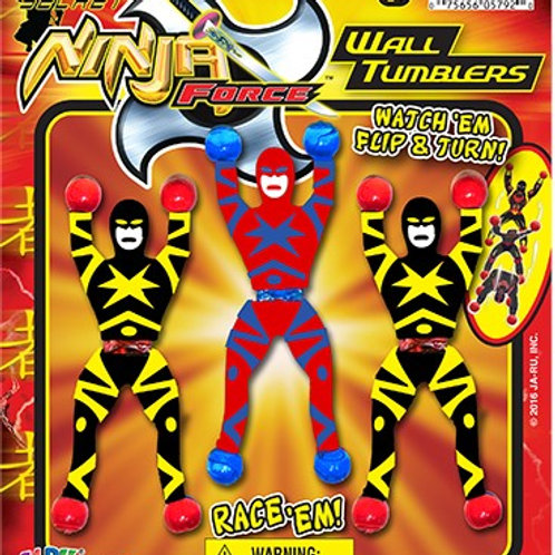 Ninja Wall Tumbler..................  $1.99 retail / $1.09 cost