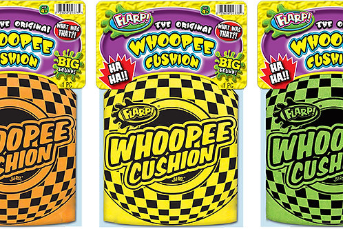 Whoopie Cushion.....................  $1.99 retail / $1.09 cost